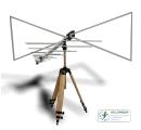 Narda PMM BL-01 биконическая логопериодическая антенна от 30 МГц до 6 ГГц
