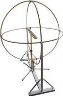 Трехкоординатные рамочные антенны