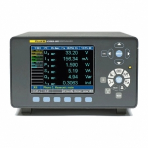 Fluke 4000/5000 Norma анализаторы электроснабжения