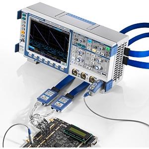 Rohde&Schwartz RTM цифровой осциллограф
