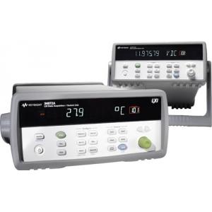 Keysight 34970A/34972A система сбора данных и коммутации