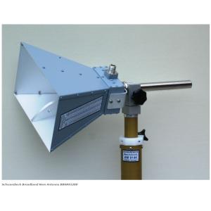 Schwarzbeck BBHA 9120x - широкополосные рупорные антенны