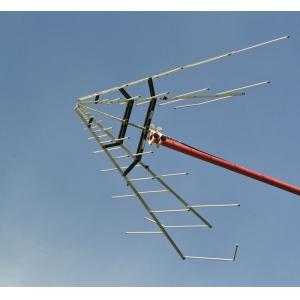 Schwarzbeck STLP 9128 D, STLP 9128 D special антенны логопериодические многоярусные