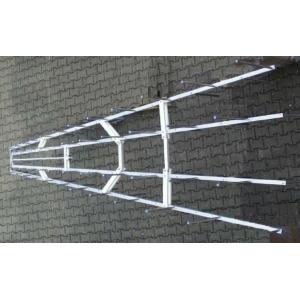 Schwarzbeck STLP 100-500 антенна логопериодическая многоярусная