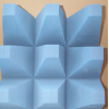 IMOCELL HPFT Пирамидальный усеченный гибридный поглотитель