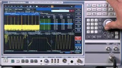 как пользоваться анализатором спектра
